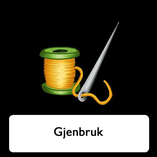 Emoji - gjenbruk
