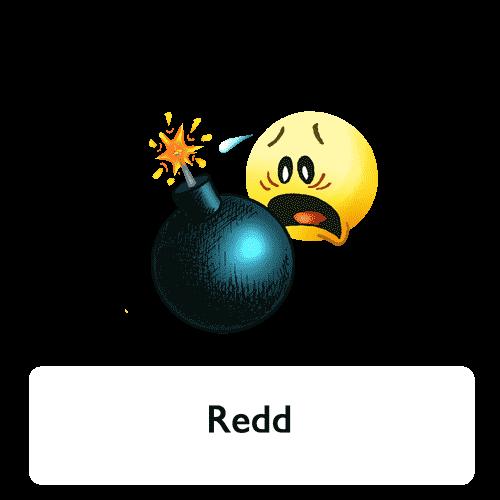 Emoji - Redd