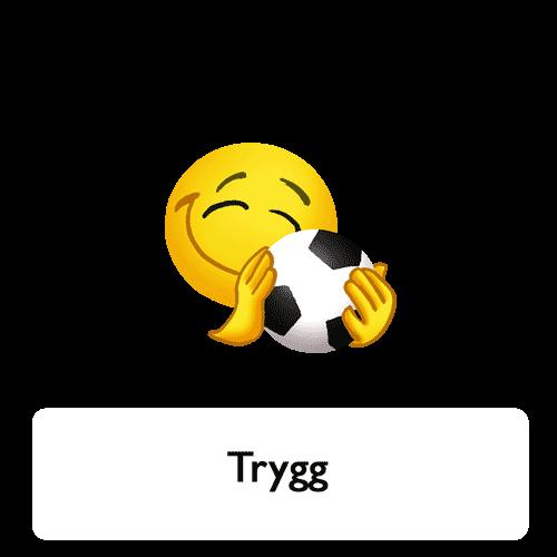 Emoji - trygg