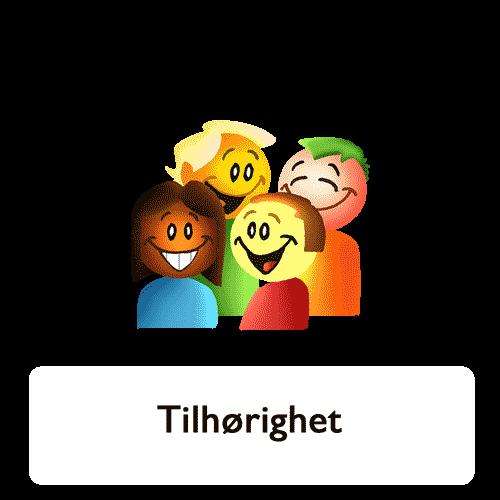 Emoji - Tilhørighet